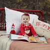 Ella Reese- Christmas Mini 2014 :