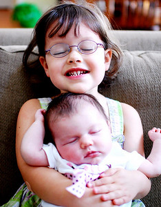 Ella and Lily