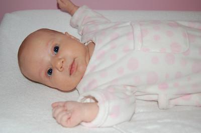 Emma Sanders 8 weeks