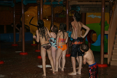 Erin's 13th Birthday at Splash Universe