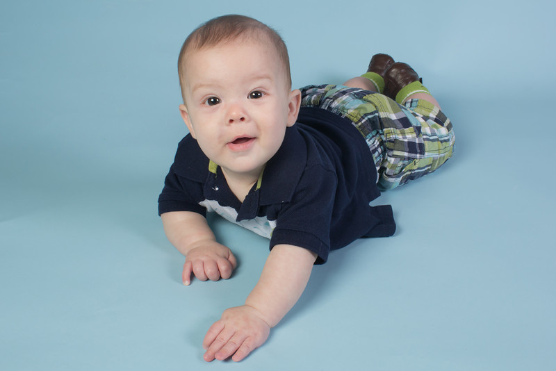 Ethan 6 month Session