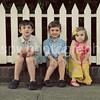 Ethan, Hudson, & Audrey- Spring 2013 :