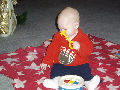 Ethan at 6, 7 & 8 Months
