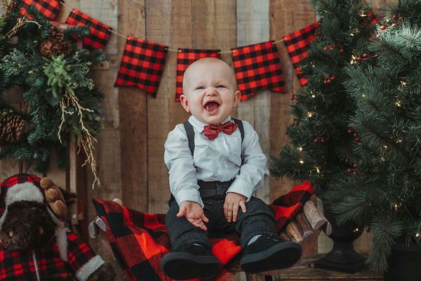 Ethan's Christmas mini 2017
