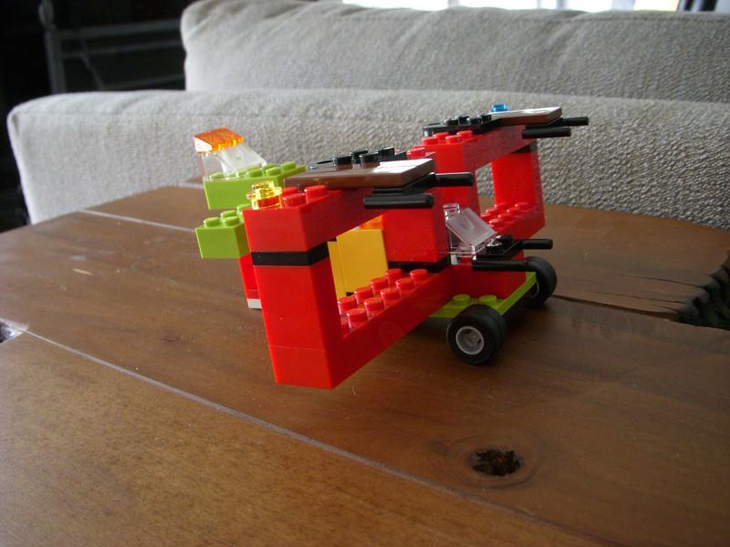 Army plane