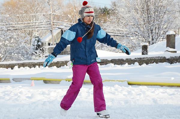 Evan Holofcener Skating Rink