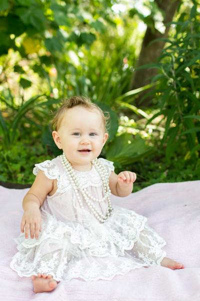 Evangeline 12 months-2