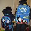 Both Thomas fans?!