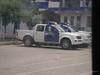 Iraq Police Vehicles.