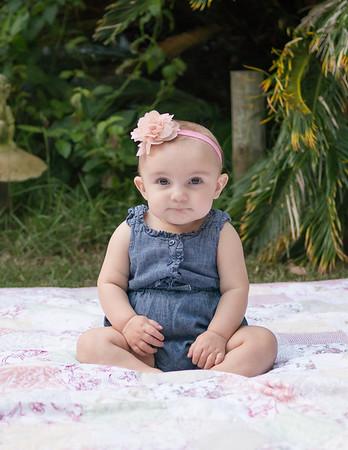 Evelyn, 6 months