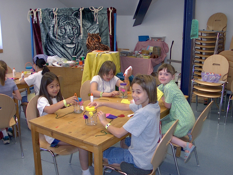 Children and Crafts