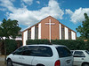Faith Baptist Church from Parking Lot, main Worship Center