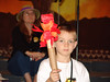 Boy with Torch