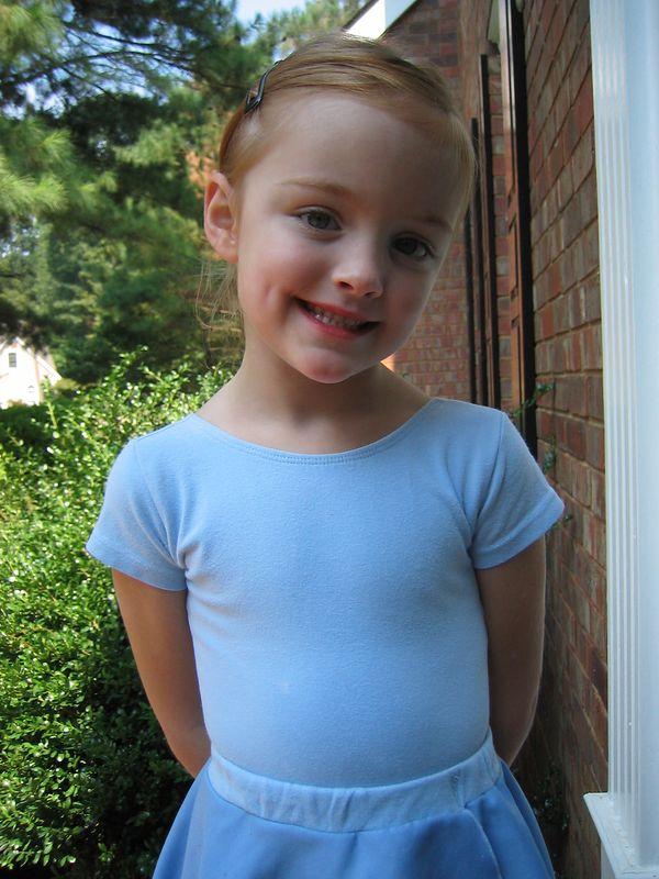 Happy  Ballerina!