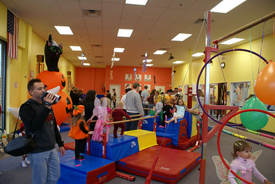 Fall Party at Little Gym