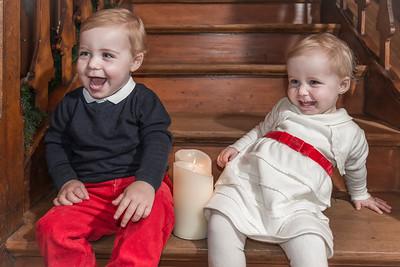 Familie Rebsamen - Weihnachten 2016