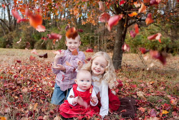 Family Fall Shoot
