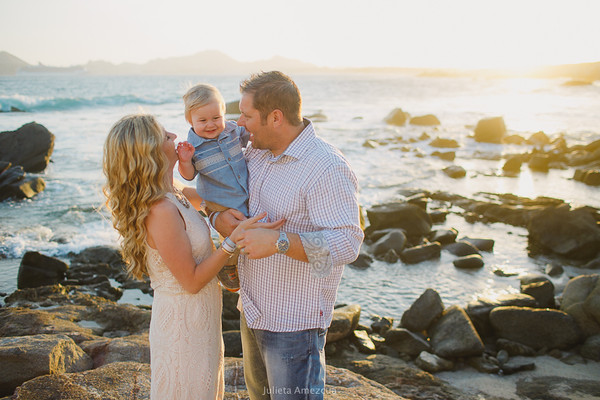 Family Photo session Cabo