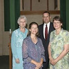 Joann Hartwick and her son Tom, Daughers Teresa Preston and Sara Warrington