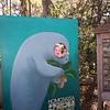 Hannah at the Wildlife Park.