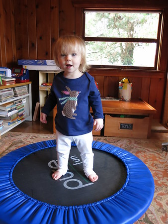 February 2015- Rowan 5 & Caroline 13 months