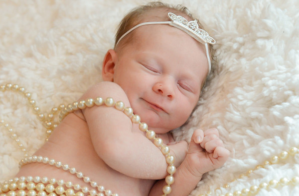 Finley's Newborn Session