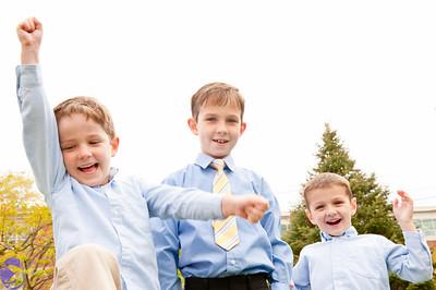 Finnegan Boys