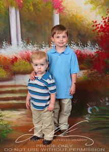 Elijah and Asher