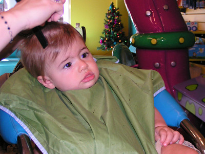 First (and third) haircuts