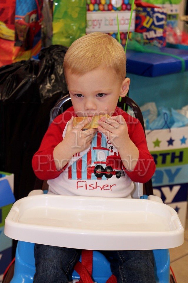 Fisher Ames' 2nd Birthday