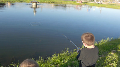fishing in Zillah