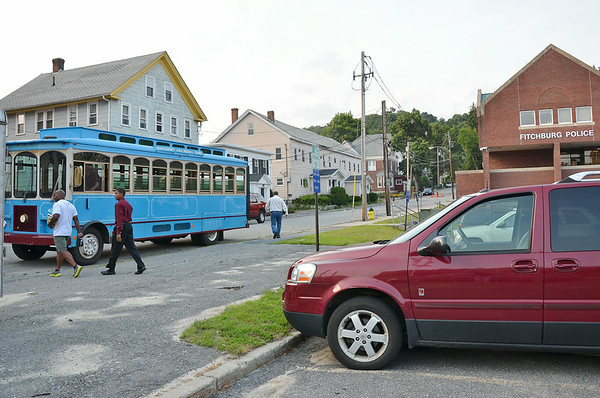 Fitchburg Reading Trolley