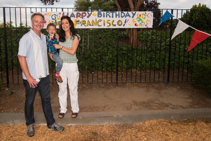 Francisco 3rd Birthday.