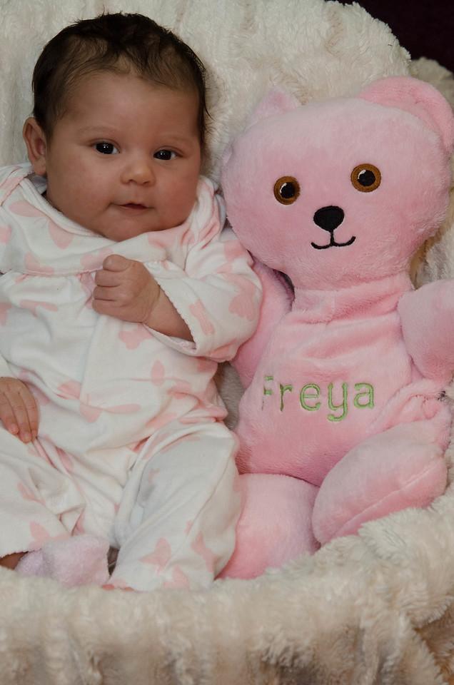 Freya & Teddy
