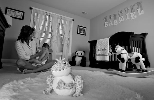 Gabriel 6 months