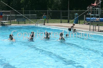 Gail Giles Pool Fun 2014