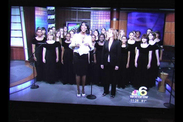 Girl Choir of South Florida VIDEO