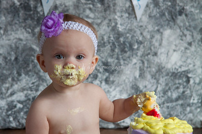 Girl M {1st Bday}