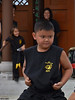 """""""Ready For Action"""" - """"Sifu in Training"""" or """"Prepare Oneself"""""""