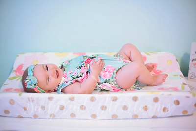 Gracelynn's 6 months!