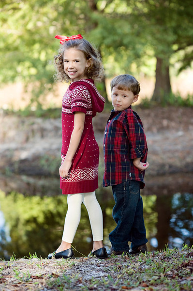 Gracie & Connor Shaw