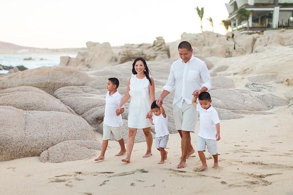 Grand Velas - Family Photo