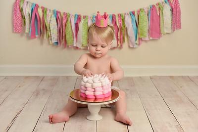 Graylee Cake Smash-20