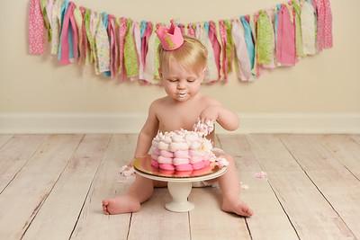 Graylee Cake Smash-28