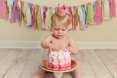 Graylee Cake Smash-19