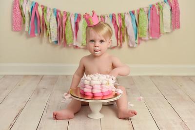 Graylee Cake Smash-27