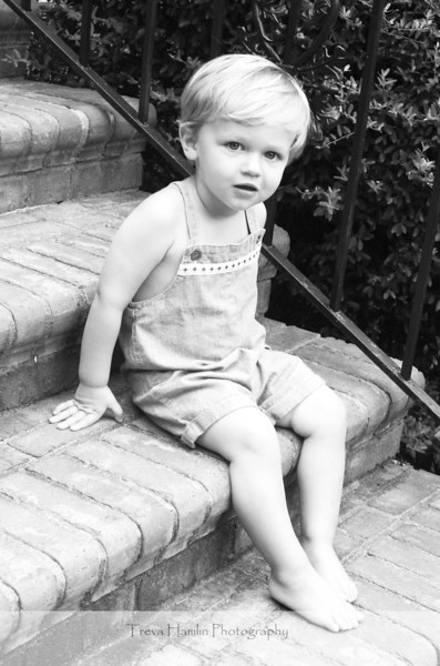 Grayson - 2 Year Pictures