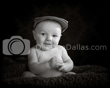 Grayson 3 Months