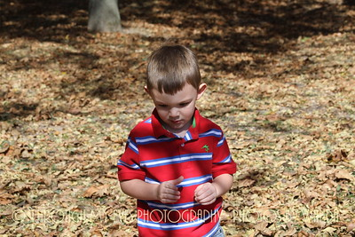 Grayson is 4! 10/20/2010