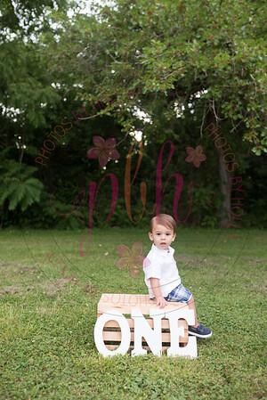 Grayson turns 1!